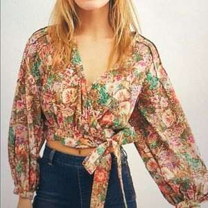 free people shirt with tags